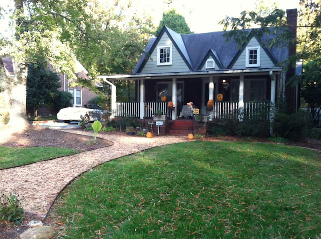 Charming Home near Duke University