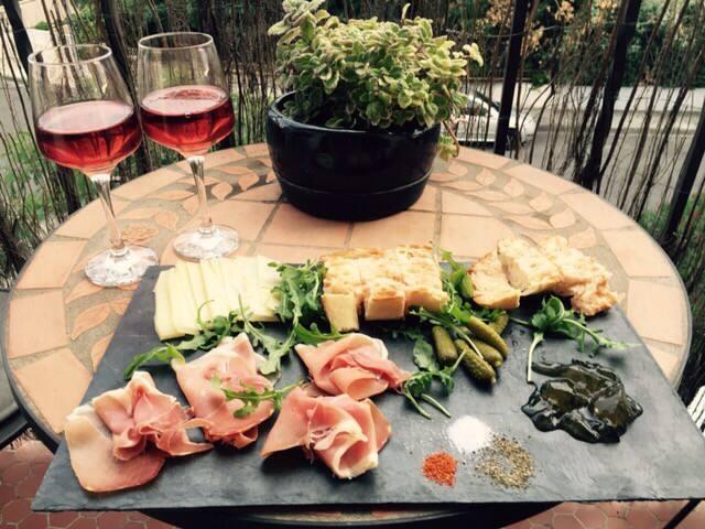 Chambre lit 2 places plein Sud ! - Perpignan - Bed & Breakfast