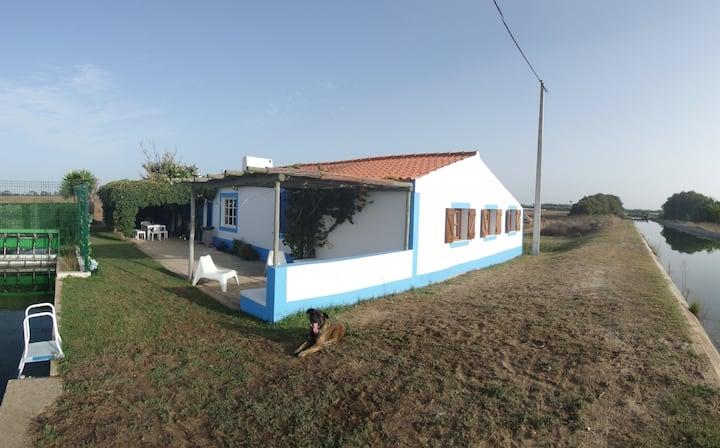 The Guarda Rios House