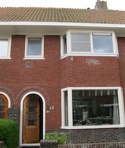 2 privé kamertjes, 1 met super bed (10 euro meer) - 吕伐登 (Leeuwarden) - 独立屋