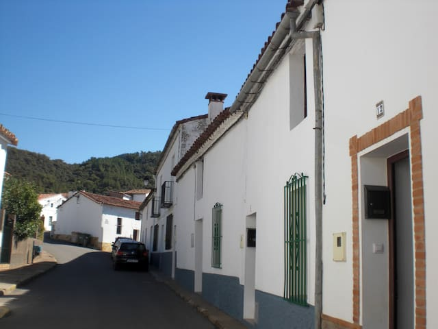 Casa Rural Sierra de Aracena - Los Romeros - บ้าน