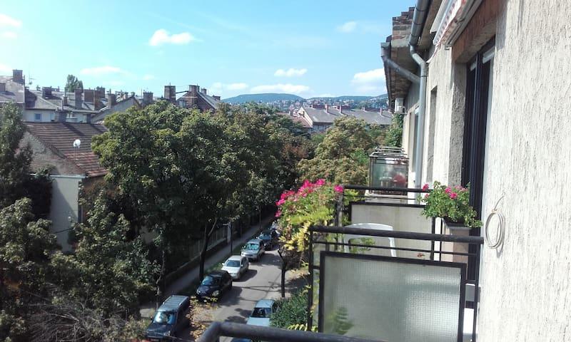 Nyugati kapu - West Gate Apartment - Budapest - Condominium