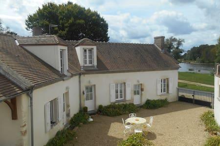 LA MAISON AU PECHEUR DE LOIRE - Saint-Benoît-sur-Loire - House