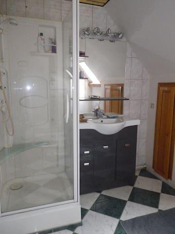 chambre d'ami au 1er etage - Dammarie-les-Lys - บ้าน