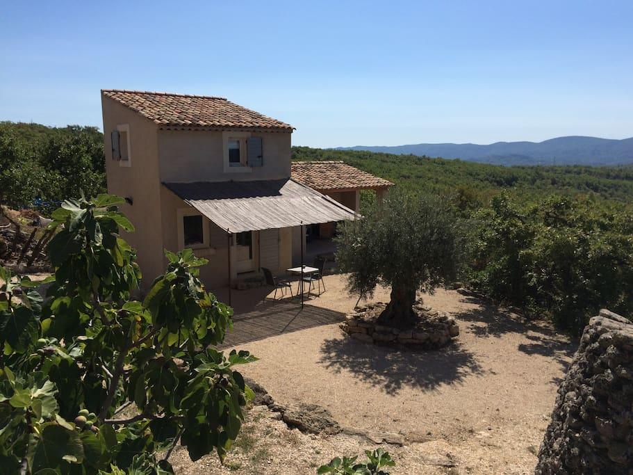 G te de charme au c ur du luberon houses for rent in for Gites de france provence