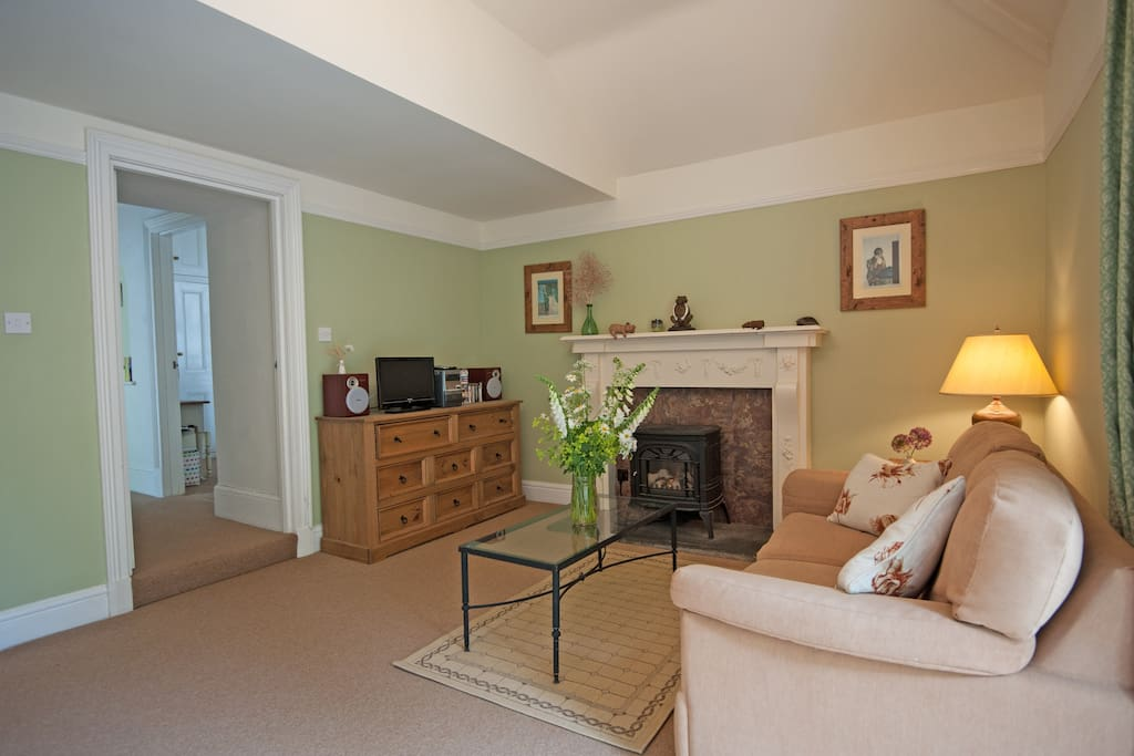 Apartment 1 - sitting room