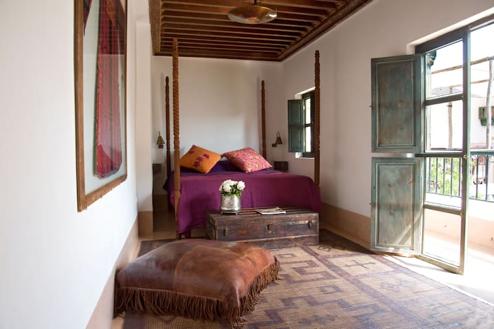 Riad Le J - chambre Cannelle - Marrakech - Bed & Breakfast