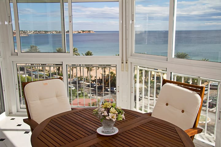 Spectacular beachfront apartment - Orihuela - Lägenhet