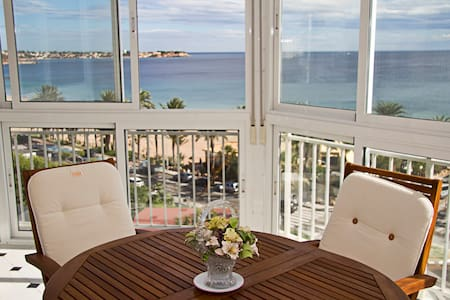 Spectacular beachfront apartment - Orihuela