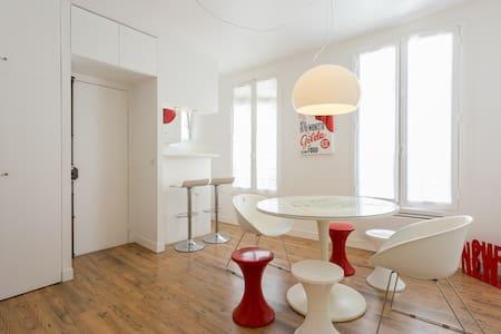 Cool studio in the heart of Paris
