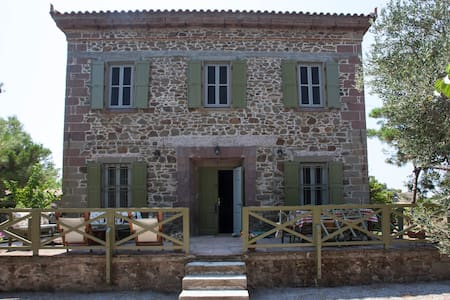 Chalantra Residence - Skala Eresou - Casa