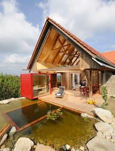 PURESLeben Premiumhaus Stadl - Oberhaag - House