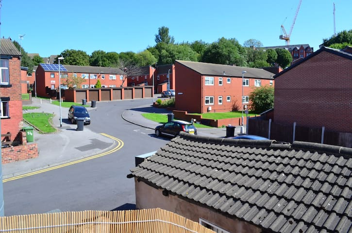 10mins to Uni, 5mins to City, Room2 - Leeds - Apartamento