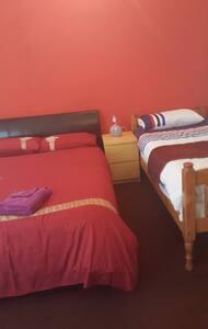 Ensuite Family/Tripple/Twin Rooms - Southend-on-Sea - Talo