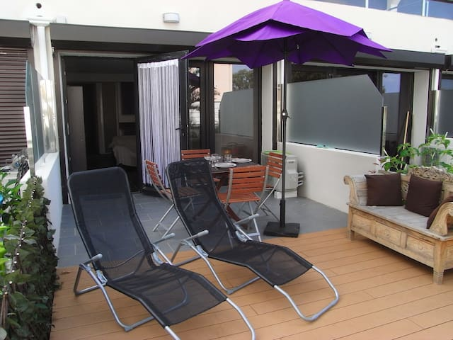 appartement avec une chambre - Algajola - Flat