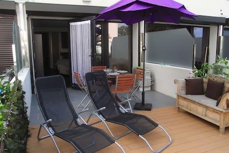 appartement avec une chambre - Algajola - 公寓