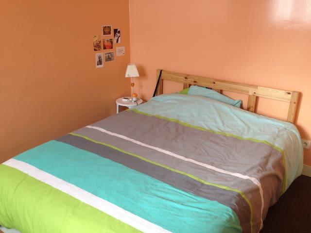 Appartement avec chambre proche de Rouen - Sotteville-lès-Rouen - Departamento