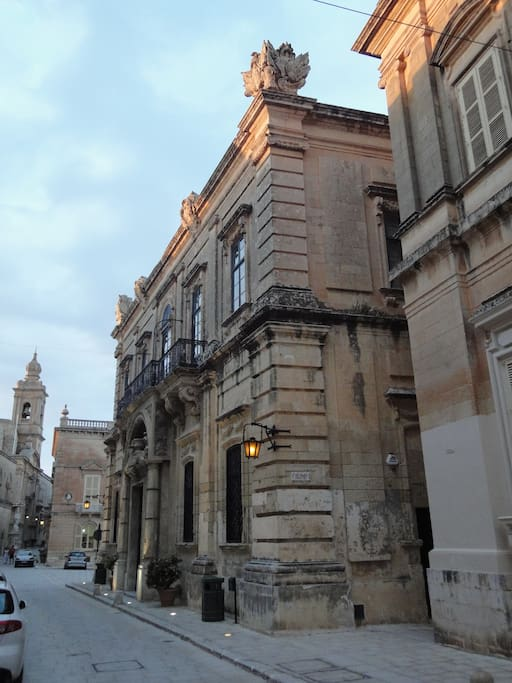 Mdina - The Universitas Town House