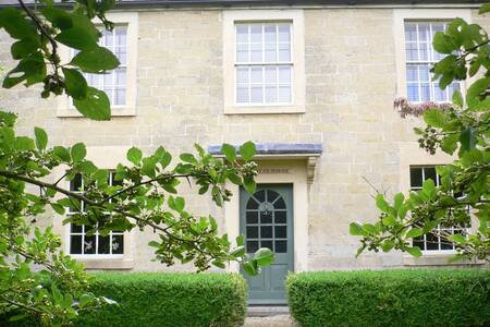 Georgian Country House near Frome - Bed & Breakfast