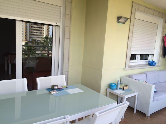 Apartamento Playa Tavernes - Playa de Tavernes de la Valldigna - Apartment