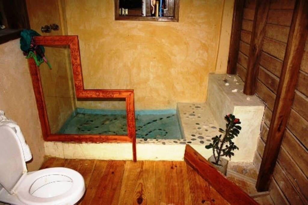 Salle de bain : La douche