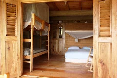 Surf Haiti Guesthouse Chambre 1
