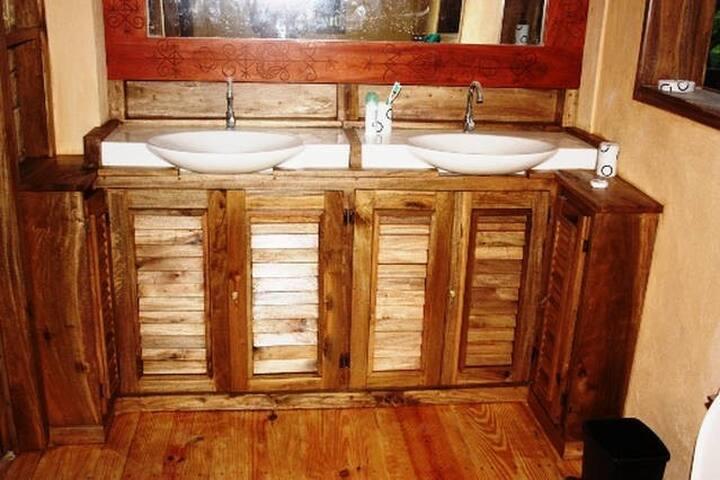 Salle de Bain : les lavabos