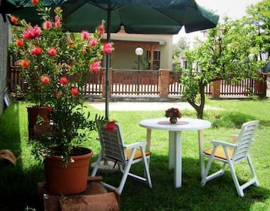 Air-conditioned villa with WiFi - Santa Venerina - Villa
