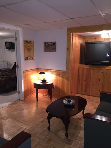 Cozy & Convenient Inlaw Suite - Elkton