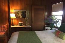 Private sleeping quarters