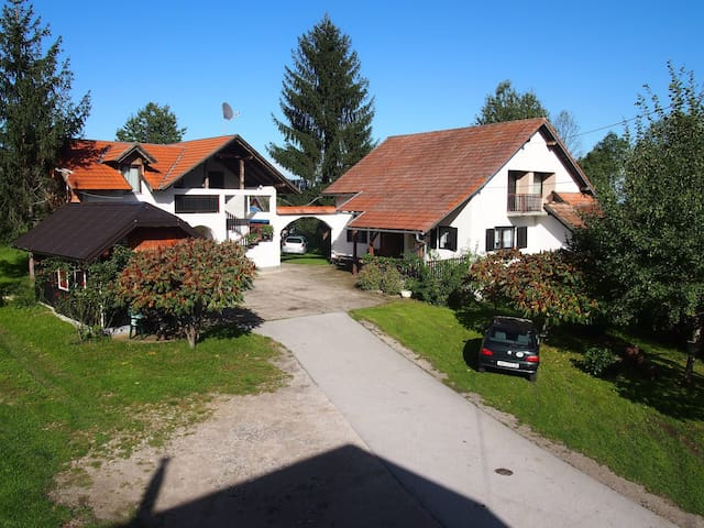 Guesthouse Ilija Hodak -APP for two - Selište Drežničko - Appartement