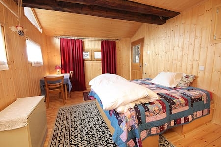 Wonderful Old Chalet great rooms - Vernamiège - B&B/民宿/ペンション