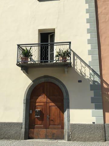 4 1/2 Zimmer mitten im Borgo - Poschiavo - Apartemen