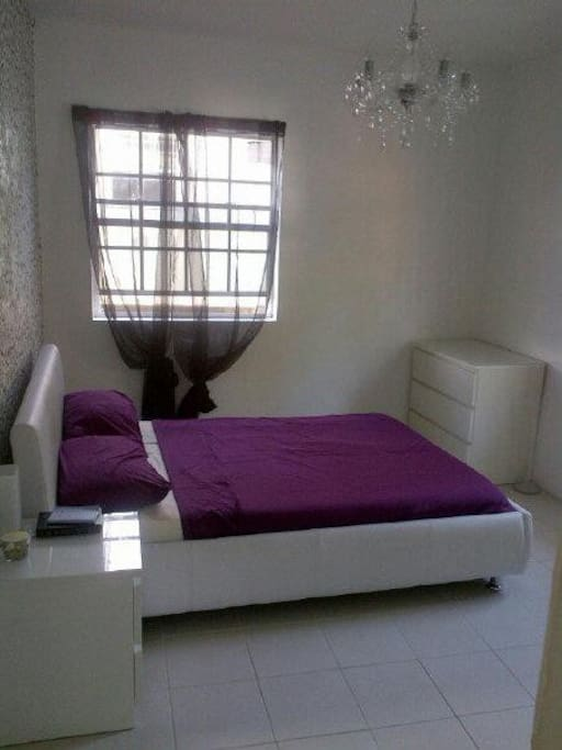 2 bedroom apartment for family or group