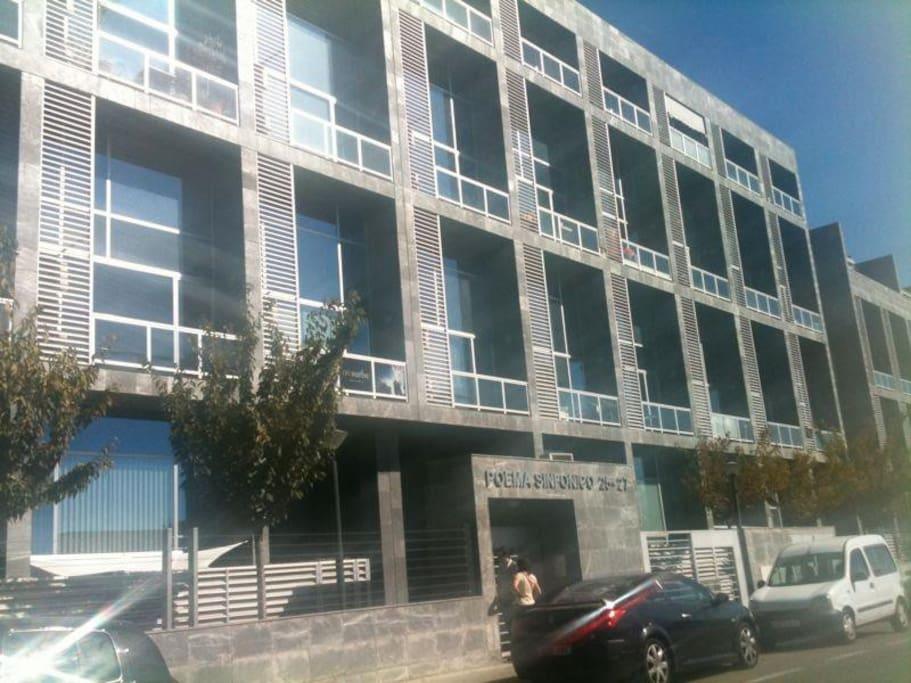 Espectacular Loft muy cerca del centro de Madrid, obra nueva, minimalista y de diseño, un caramelito!
