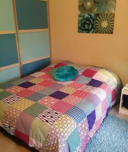 Chambre individuelle à Ecos (5) - Écos - 一軒家