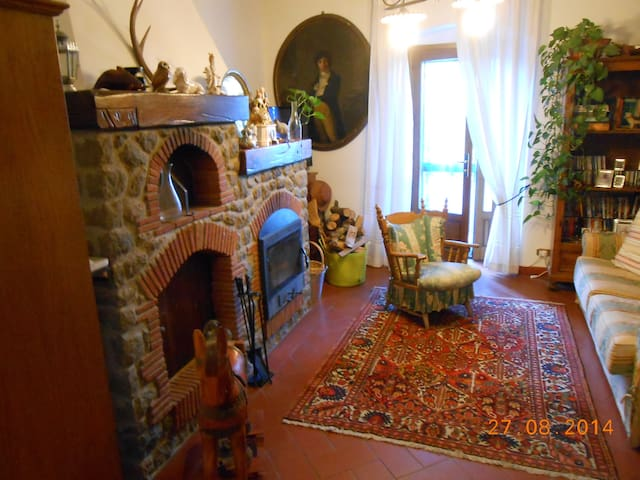 accogliente terratetto in pietra - Prunetta - Ev