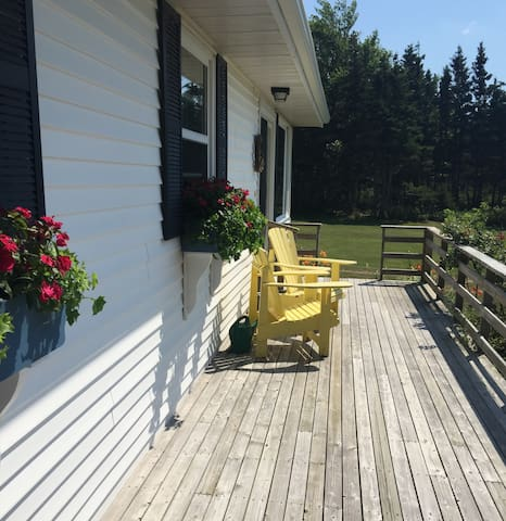 Cozy Waterview Cottage in Stanhope - Stanhope - Chalet
