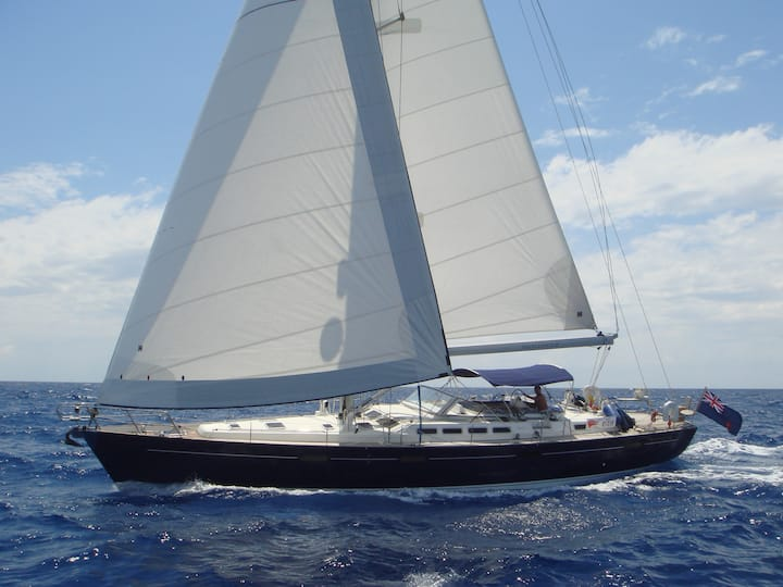 Yacht Excellence II of Dart