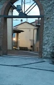 the grandmother's house - Poggio Bustone - House