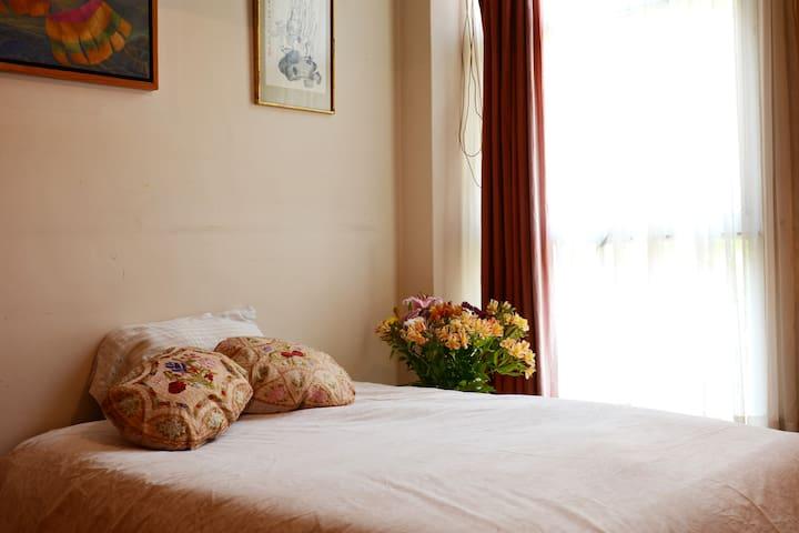 Rustic room for rent - Villa Olímpica, Tlalpan - Byt