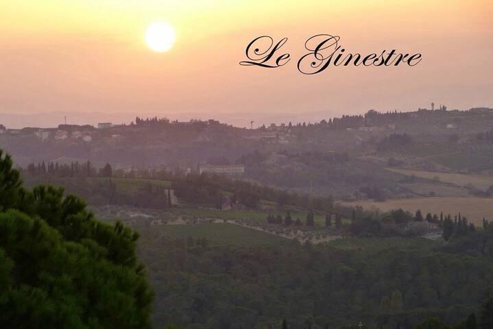 """Appartamento """"Le Ginestre"""" - San Donato - Leilighet"""