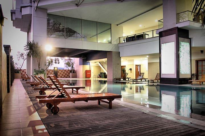 Luxurious&Clean ManggaDua Apartment