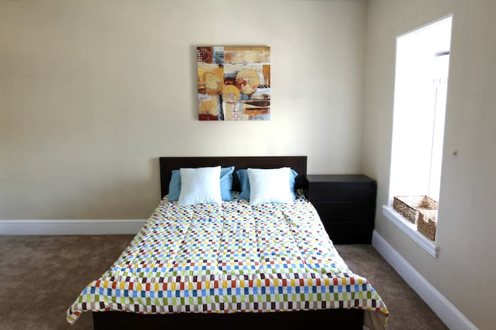 Big Private Room in University City, UPenn Drexel - Philadelphie - Appartement