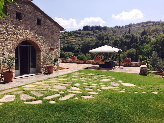 L'Aia di Mezzuola - Greve in Chianti