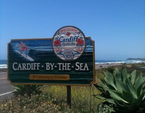Cardiff-by-the-Sea Walking District