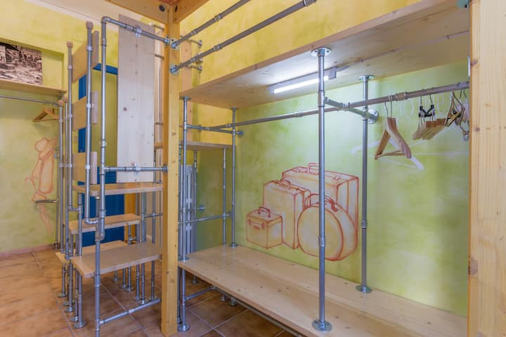 B&B Piffetti - Tiglio room - Porta Susa Station