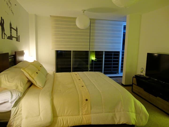 Hermosa Suite sector SwissHotel