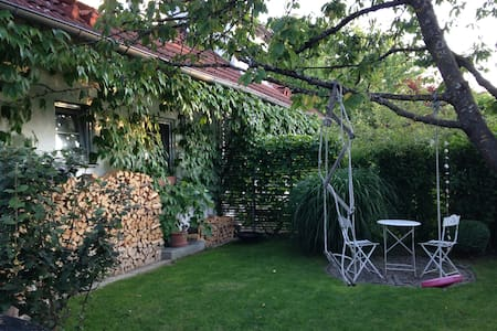 Gemütliches Nest mit eigenem Garten - Owingen