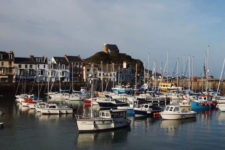 Exmouth - The Admiral's House - Ilfracombe - Huoneisto